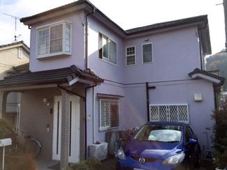 外壁・屋根リフォーム 高耐久・防カビ性に優れた外壁塗装で安心の住宅に