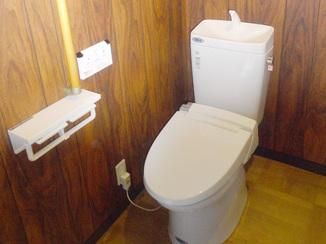 トイレリフォーム コストを抑えながらトイレを2Fに新設
