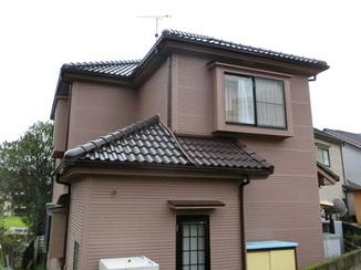 外壁・屋根リフォーム 家をしっかりと守る明るく鮮やかな外壁に