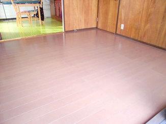 小工事 補修・補強で安心!フローリングの床