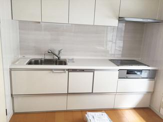 キッチンリフォーム スペースを有効活用して2階にキッチンを新設