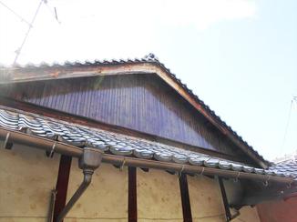 小工事 築100年の家屋外壁を修繕し安心できる住まいに