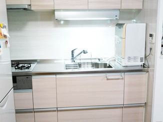 キッチンリフォーム ご希望に合わせた設計で、使いやすくキレイなキッチンに!