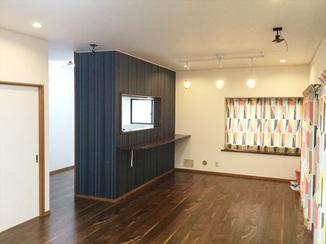 内装リフォーム 中古物件を住みよく快適な空間へ全面リフォーム!